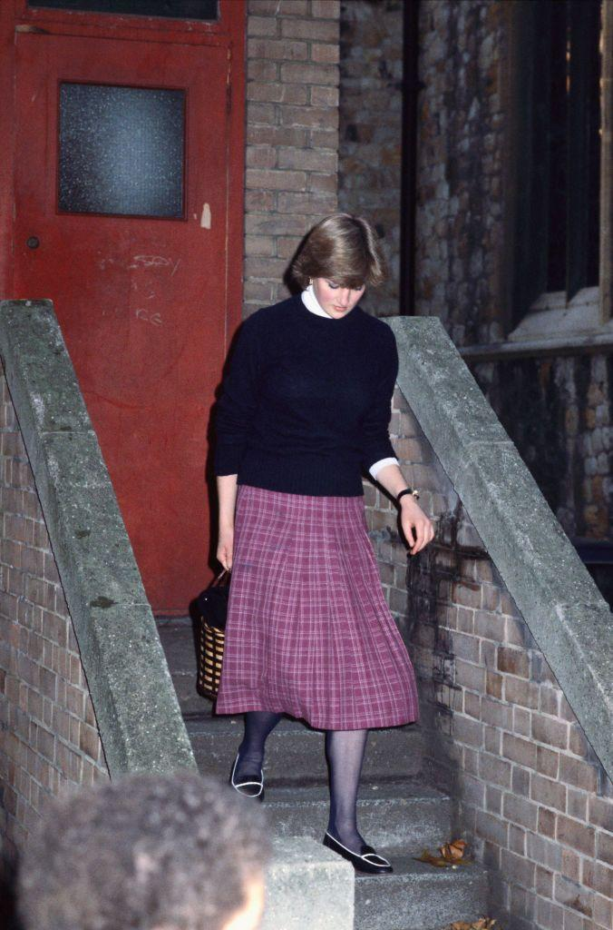 "<p>Diana worked as a part-time <a href=""https://www.businessinsider.com/an-inside-look-at-the-life-and-career-of-princess-diana-2017-8#in-school-the-future-princess-failed-all-her-o-levels-twice-however-diana-had-a-sense-that-she-was-destined-for-something-important-i-knew-that-something-profound-was-coming-my-way-she-said-in-the-documentary-diana-in-her-own-words-i-was-just-treading-water-waiting-for-it-2"" rel=""nofollow noopener"" target=""_blank"" data-ylk=""slk:kindergarten teacher"" class=""link rapid-noclick-resp"">kindergarten teacher</a> in London. At the time, she was the first royal to have a paying job before getting engaged.</p>"
