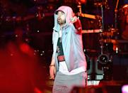 <p><strong>Eminem </strong></p><p>Before his upbringing in Detroit, Eminem was born in St. Joseph, Missouri and spent time moving back and forth as a young child. Oh, yeah, and then he became the most successful artist of the 2000s, NBD.</p>
