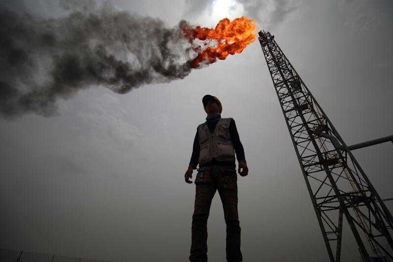 Iraq is currently the fifth-largest oil producer worldwide