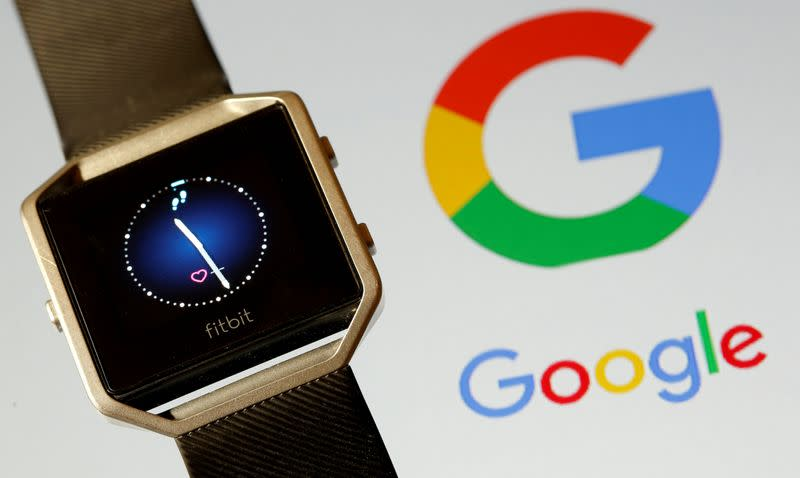 EU regulators checking if Fitbit deal will boost Google's clout