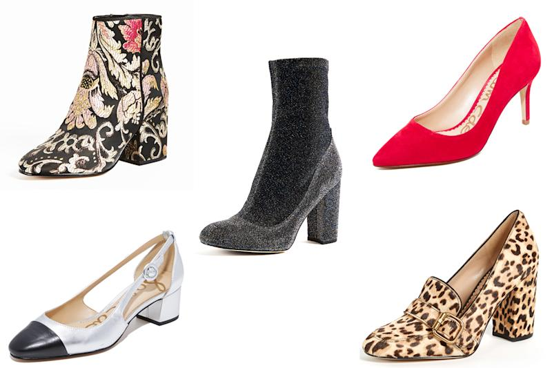 4faf8044998e Tons of Sam Edelman Shoes Are on Sale Now at Shopbop - Here Are the 7  Styles We re Shopping