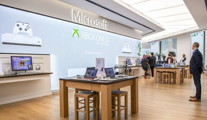 Microsoft Stores Never Really Made Sense Anyway