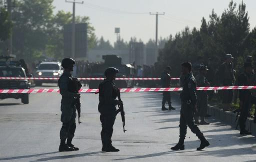 Suicide blast at Kabul mosque kills 27, wounds 35