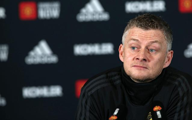 Ole Gunnar Solskjaer was unprepared to give Liverpool the biggest of compliments - Manchester United