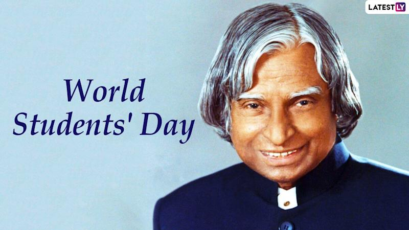 Why Is Dr APJ Abdul Kalam's Birthday Chosen as World Students' Day? Know Significance of This Observance