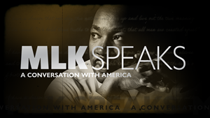 MPT and WEAA-FM will air MLK Speaks: A Conversation with America at 8 p.m. on Monday, October 26.
