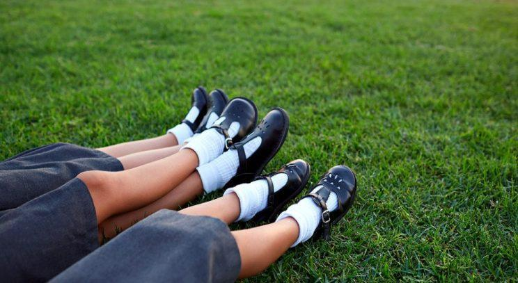 <i>One school has outraged parents after forcing female students to have their skirts measured [Photo: Getty]</i>