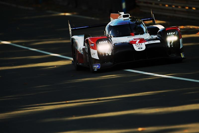 Toyota leads the way in Le Mans 24 Hours qualifying