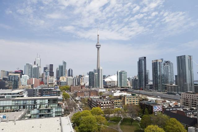 <p>No. 5: Canada<br>Number of millionaire households: 485,000<br>(Getty) </p>