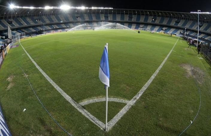 South American World Cup qualifiers have been postponed, as was the next round of the Copa Libertadores (AFP Photo/JUAN MABROMATA)