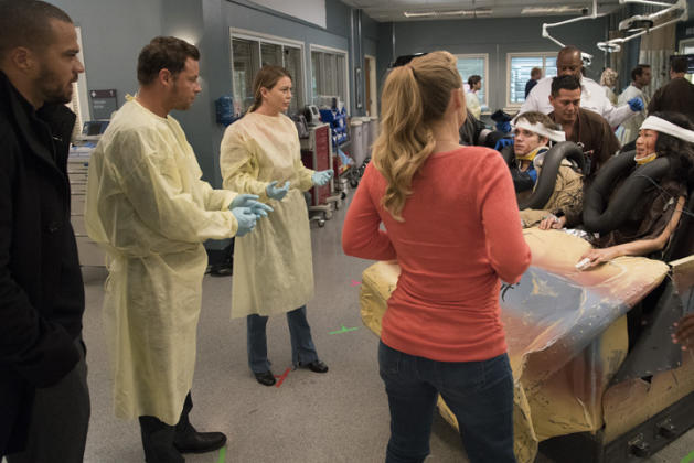'Grey's Anatomy' Spinoff Gets A Title