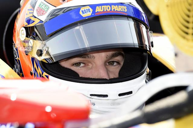 Rossi ends speculation with new Andretti deal