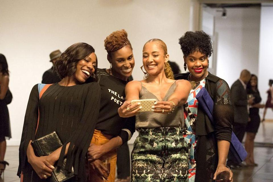 Amanda Seales: All About the Insecure and I Be Knowin' Star