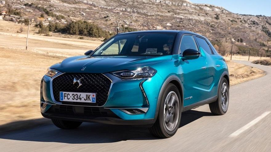 DS3 Crossback, con financiamiento a medida.