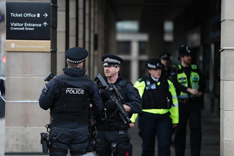 Britain's police acted swiftly and well, analysts say