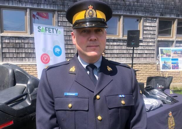 RCMPStaff Sgt. David Ossinger says it's frustrating to know that ATV deaths can be prevented and is asking riders to drive safely.