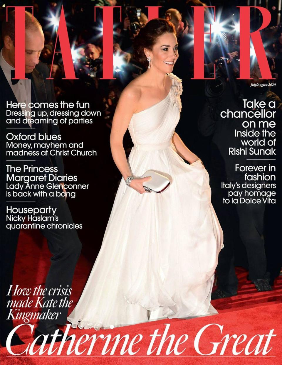 """<p>Stories are written about the royals all the time, and rarely does the palace ever comment. That was true for Kate until <em>Tatler</em> dropped a cover story about the Duchess for which they allegedly spoke to a bunch of her """"friends."""" The sources claimed Kate was upset about her workload following Meghan and Harry's royal exit.</p><p>Usually Kensington Palace would be hush-hush about this, but they <a href=""""https://www.marieclaire.com/celebrity/a32684613/kensington-palace-kate-middleton-tatler-article-response/"""" rel=""""nofollow noopener"""" target=""""_blank"""" data-ylk=""""slk:released a statement"""" class=""""link rapid-noclick-resp"""">released a statement</a> saying """"a swathe of inaccuracies and false misrepresentations"""" were reported in the article. Kate and William sent <a href=""""https://www.marieclaire.com/celebrity/a32722481/kate-middleton-prince-william-suing-tatler-magazine-lies/"""" rel=""""nofollow noopener"""" target=""""_blank"""" data-ylk=""""slk:legal letters"""" class=""""link rapid-noclick-resp"""">legal letters</a> demanding the story be taken down from <em>Tatler</em>'s site, but the publication dismissed them. </p><p>""""We can confirm we have received correspondence from lawyers acting for the Duke and the Duchess of Cambridge and believe it has no merit,"""" said <em>Tatler </em><a href=""""https://www.standard.co.uk/insider/royalssociety/tatler-kate-middleton-prince-william-response-legal-action-a4456746.html"""" rel=""""nofollow noopener"""" target=""""_blank"""" data-ylk=""""slk:in a statement."""" class=""""link rapid-noclick-resp"""">in a statement. </a></p>"""