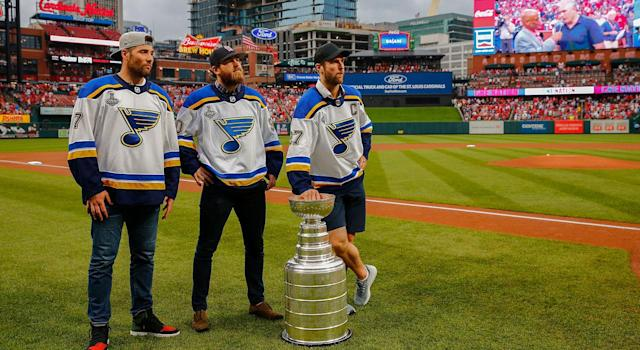 Can the Blues repeat as Stanley Cup champions? (Getty)