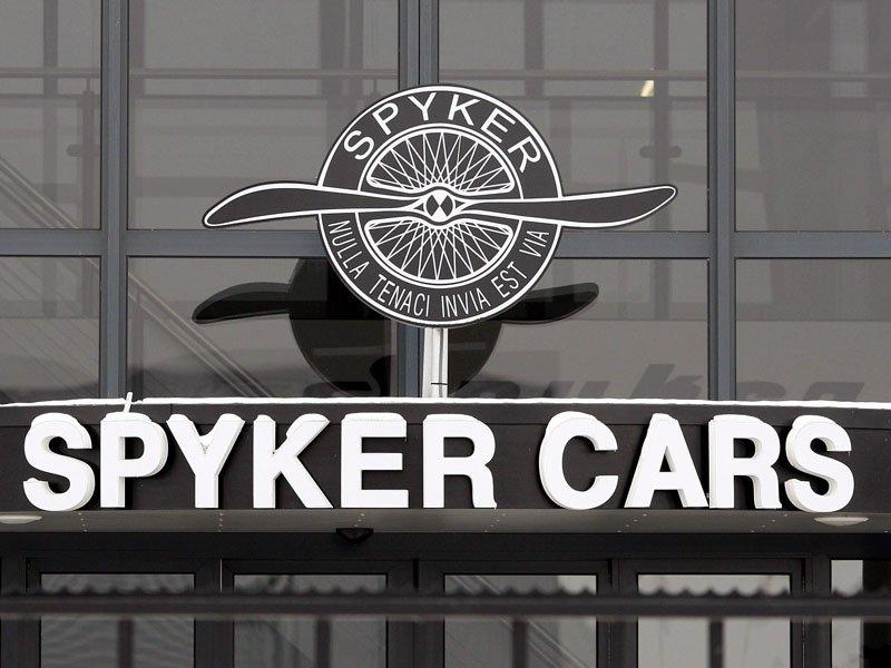 Spyker sues GM over failed Saab takeover