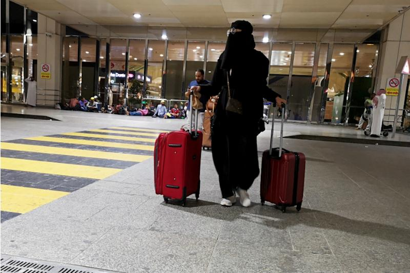 Cleared for Take-off: Saudi Women Start Exercising Their Newest Right