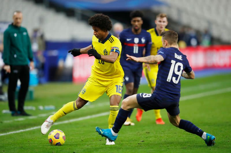 UEFA Nations League - Group C - France v Sweden