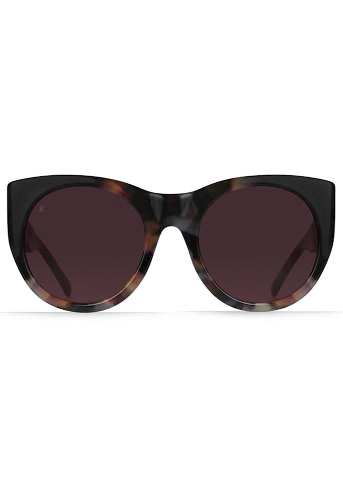 "Ever-flattering, especially on a longer face, the cat-eye shape is both timeless and chic. Plus, there are tons of iterations.  <span>RAEN Durante Sunglasses, $150; at <a rel=""nofollow"" href=""http://shop.nordstrom.com/sr?contextualcategoryid=2375500&origin=keywordsearch&keyword=durante"" rel="""">Nordstrom</a></span>"