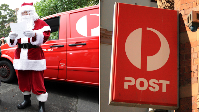 Australia Post is hiring for the Christmas rush. (Source: AAP)