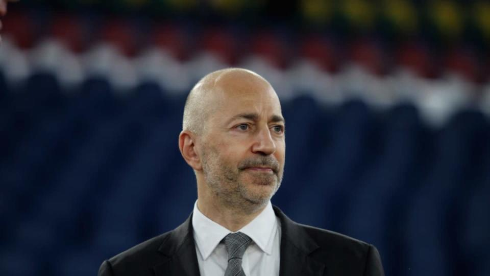 Ivan Gazidis | Paolo Bruno/Getty Images