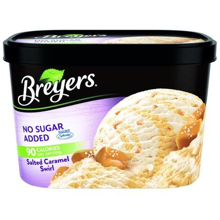 Breyers No Sugar Added Ice Cream