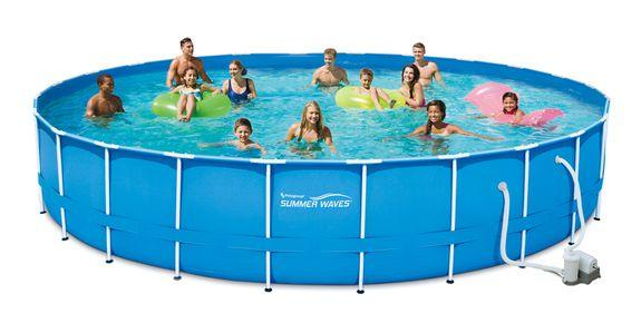 It 39 s not too late walmart still has above ground pools on - Swimming pools for sale at walmart ...