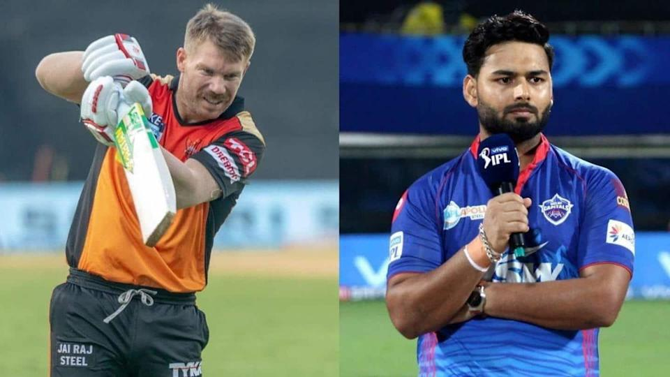 IPL 2021, SRH vs DC: Rishabh Pant elects to bat