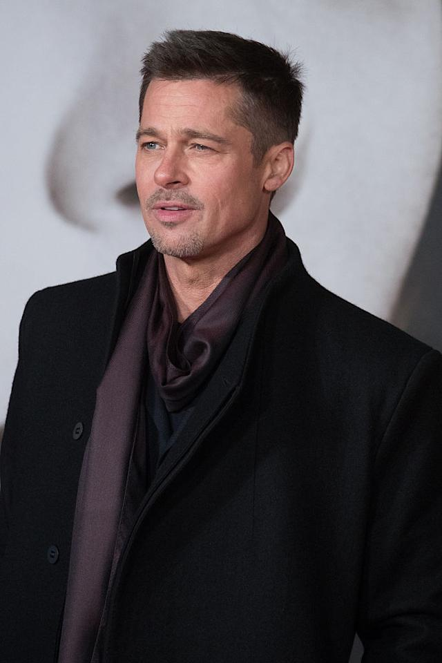 "<p>This year Brad was hit with divorce papers from one of the world's most desirable women. On the brighter side, the Hollywood veteran starred in one of the year's most celebrated films, ""The Big Short."" <i>(Photo: Getty Images)</i> </p>"