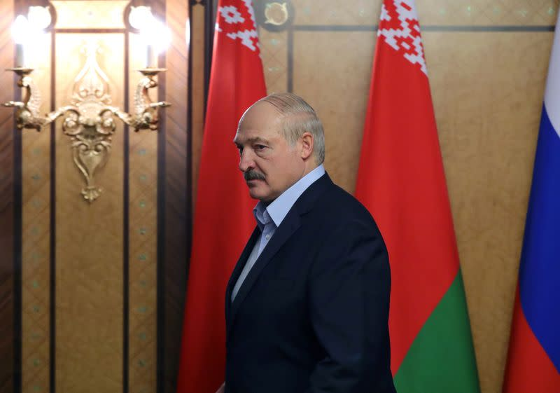 Russia hints at Belarus joining it in a unified state in exchange for oil deal: Lukashenko