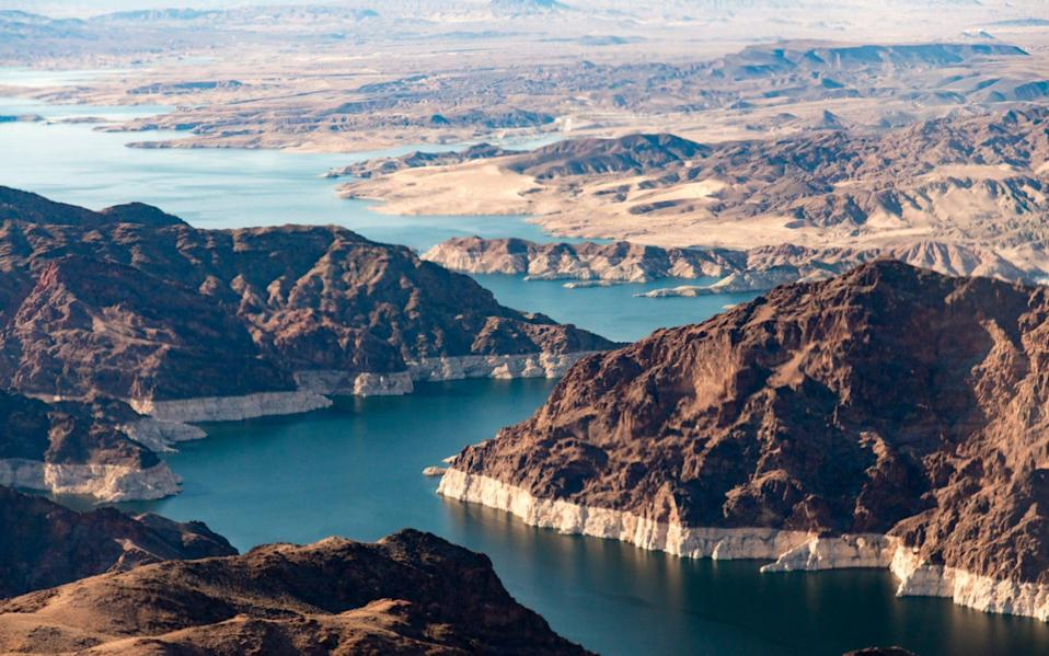 Lake Mead in Nevada - iStockphoto