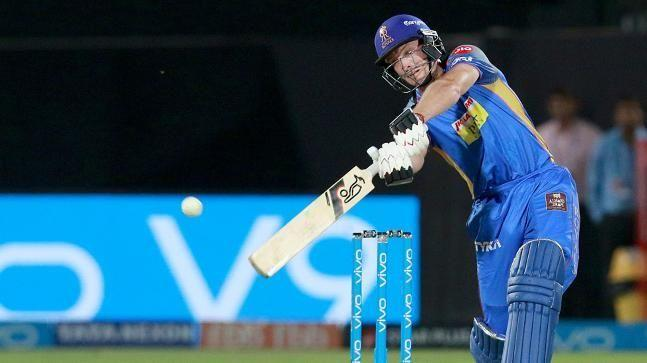 Buttler was a part of MI before joining RR in 2018
