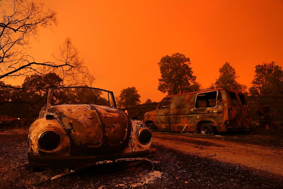 How Much the 2018 California Fires Have Cost (So Far)