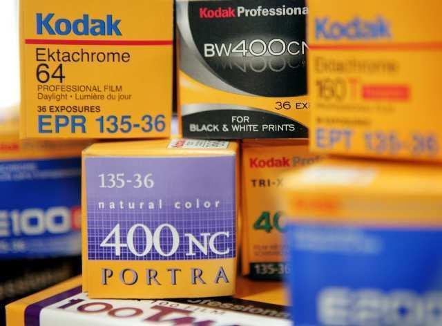 Kodak said it plans to sell its film businesses as part of its plan for re-emergence from bankruptcy.