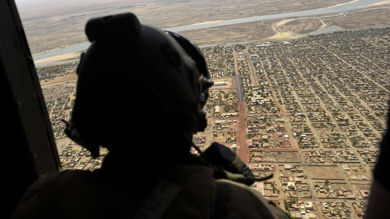 13 French soldiers killed in helicopter collision in Mali