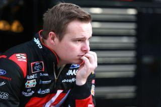 Cole Custer is in his third Xfinity season and off to his best start. (Photo by Sean Gardner/Getty Images)