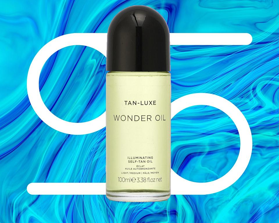 """<h1 class=""""title"""">Cancer: Tan-Luxe Wonder Oil Illuminating Self-Tan Oil</h1><cite class=""""credit"""">Courtesy of brand / Rosemary Donahue</cite>"""