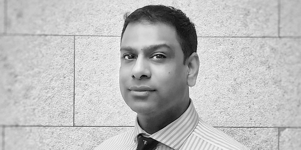 Deon Pillay, head of marketing operations, Legal and General Investments