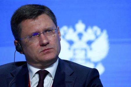 Russia's Novak Says OPEC+ May Discuss Underperformers This Month: RIA