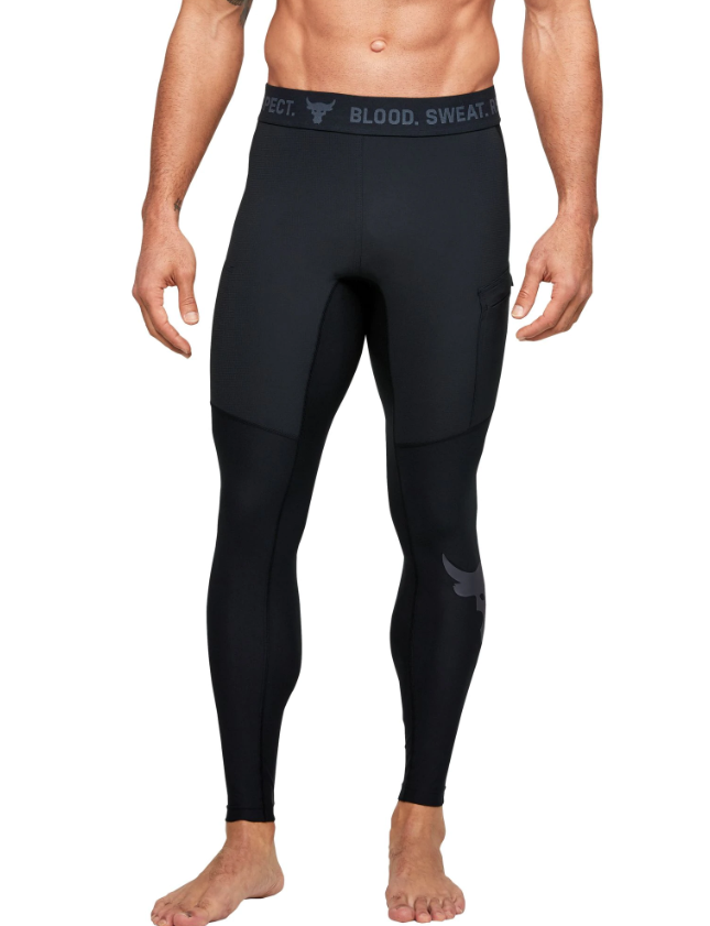 Under Armour Project Rock Compression Leggings