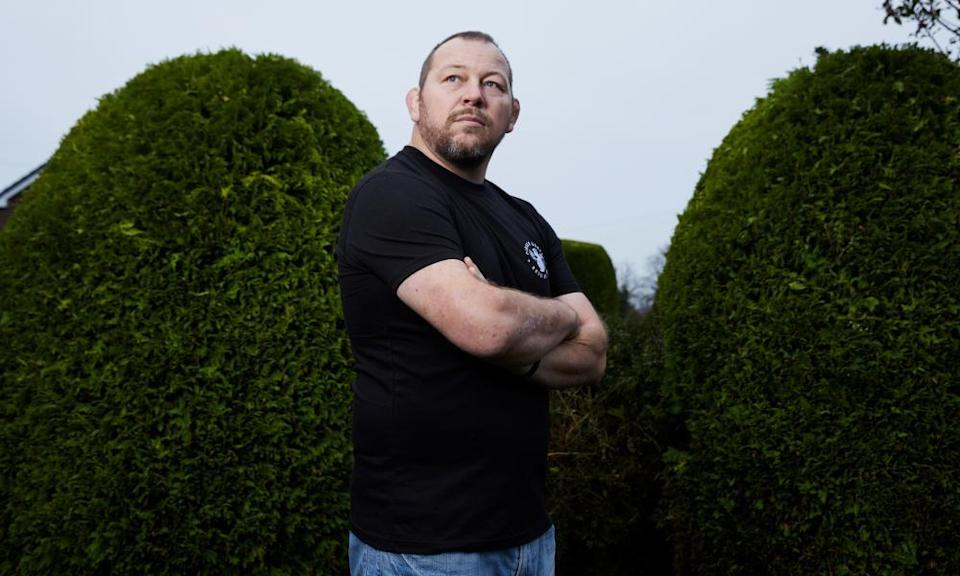Steve Thompson is one of 175 rugby players bringing action against the RFU and other governing bodies.