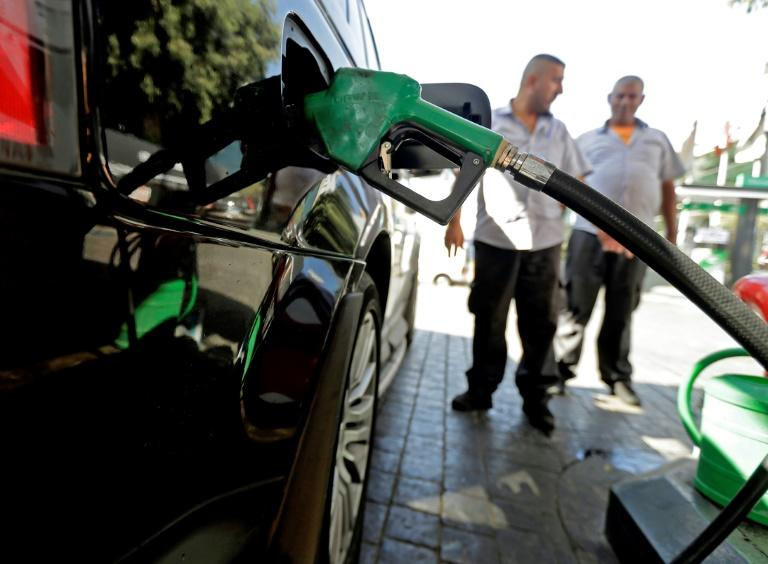 Lebanon's Syndicate of Gas Station Owners warned it could be forced to close all petrol stations (AFP Photo/JOSEPH EID)