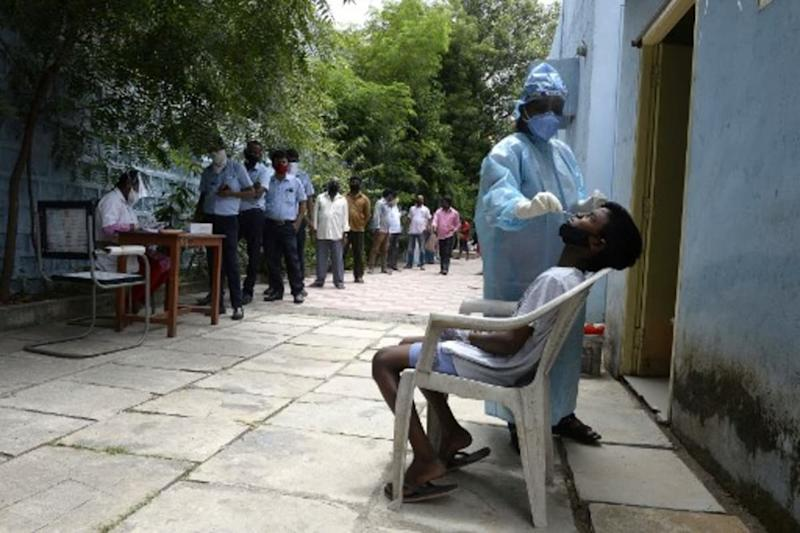 India Reports 89,706 Fresh Covid-19 Cases, Death Toll Rises to 73,890 With 1,115 Fatalities