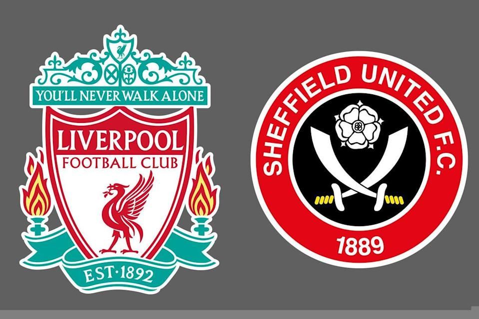 Liverpool-Sheffield United