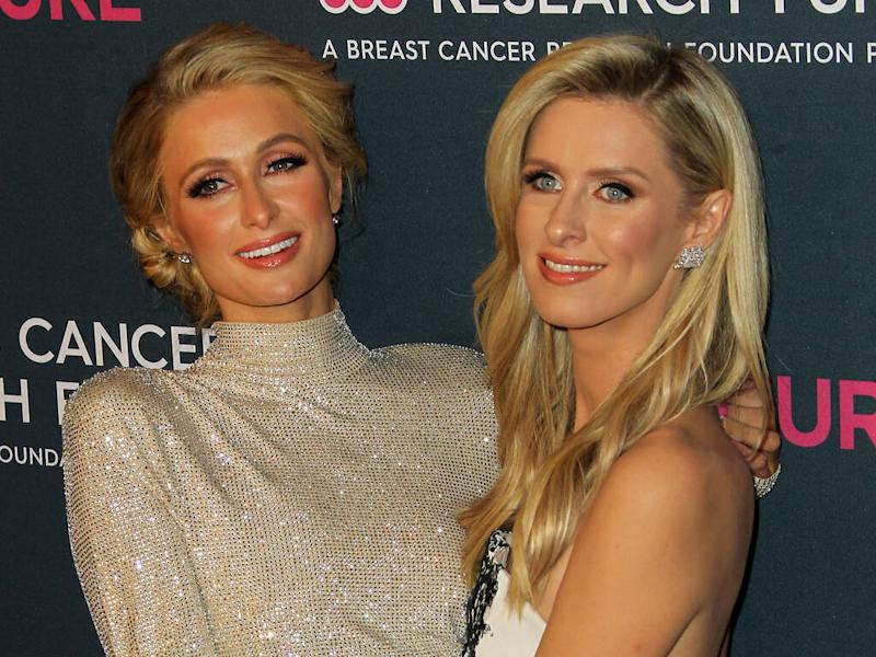 Paris and Nicky Hilton working on 'fun design project'