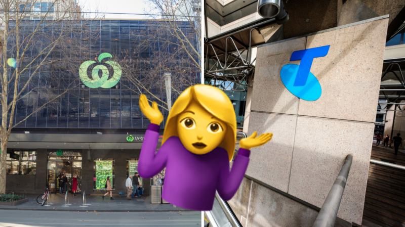 Woolworths is now Australia's most valuable brand. (Source: Getty)