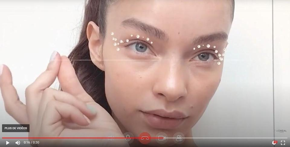 L'Oréal Paris has launched a virtual makeup line, bringing digital beauty looks to your selfies and video calls.